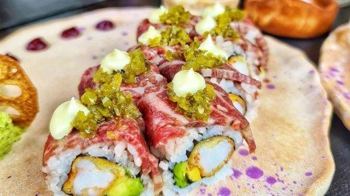 """Restorano apžvalga: """"I Hate Sushi"""""""