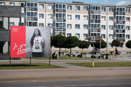Savivaldybė suteiks verslui reklamos plotų