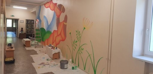 Jaunimo iniciatyvos Musninkų gimnazijoje