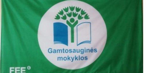 Panevėžio švietimo įstaigoms – Žaliosios vėliavos