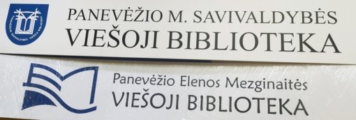 Bibliotekai – Elenos mezginaitės vardas