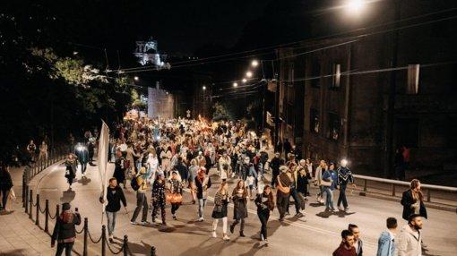 """Bendruomenių """"Fluxus festivalis 2020"""" – kopsime ar nekopsime į Parodos kalną?"""