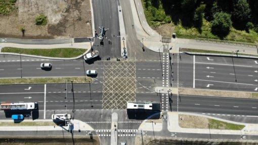 Baigiama Joniškės gatvės rekonstrukcija