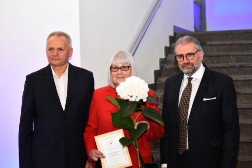 Pasveikinti kultūros ir meno premijos laureatai
