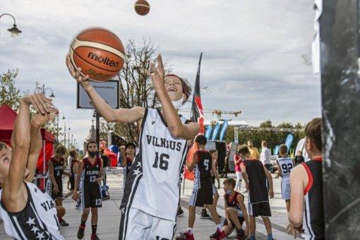 """Atidarytas """"Vilniaus sporto festivalis"""""""