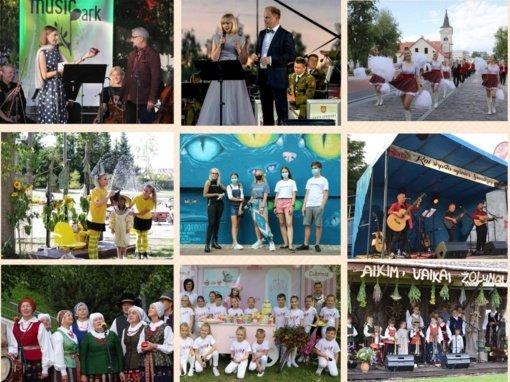 Pandemija kultūros Marijampolėje nesustabdė: vasarą vyko dar daugiau renginių nei pernai