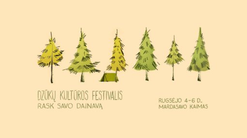 Varėnos rajone vyksta Dzūkų kultūros festivalis