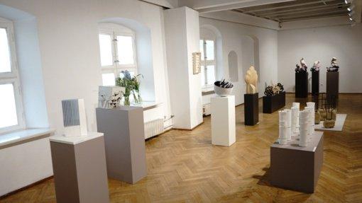 Išdalinti keramikos meno apdovanojimai
