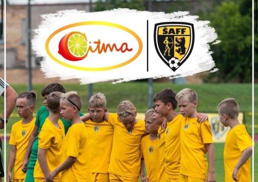 """Šiaulių apskrities vaikų """"Citma"""" lygoje – net 41 komanda"""
