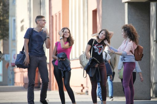 Priėmimo į Šiaulių universitetą rezultatai: augantis priimtųjų skaičius ir naujos galimybės studentams