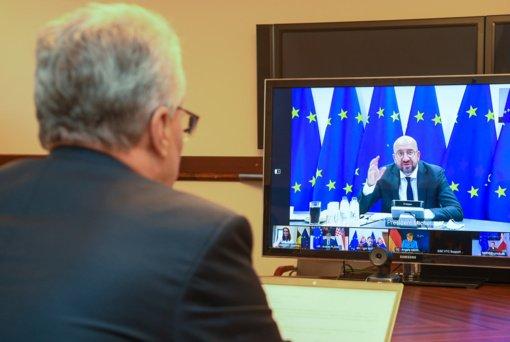 G. Nausėda ragina Baltarusijos klausimą įtraukti į EVT darbotvarkę
