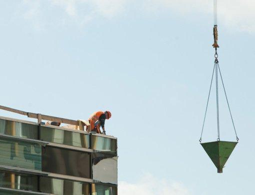"""""""Vakarų medienos grupė"""" Naujojoje Akmenėje statys daugiabučių kvartalą darbuotojams"""