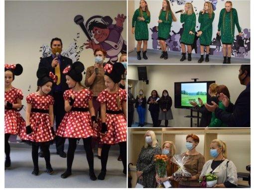 Šiaulių miesto savivaldybės viešojoje bibliotekoje jau skamba muzika – duris atvėrė nauja erdvė!