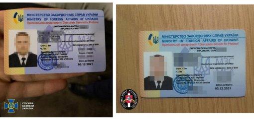 Šalčininkų punkte į Lietuvą neįleistas diplomatu apsimetęs ukrainietis