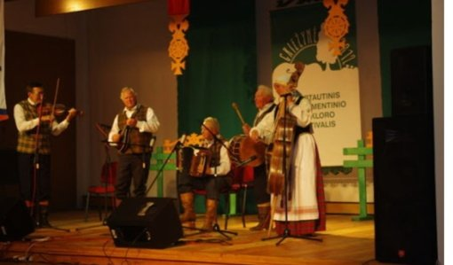 """Panevėžio rajone svečiuosis tarptautinis instrumentinio folkloro festivalis """"Griežynė"""""""