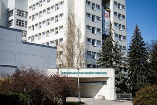 Respublikinę Panevėžio ligoninę jau pasiekė dalis lėšų už patirtas išlaidas pandemijos metu