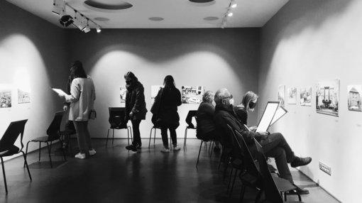 Jaunieji rašytojai parodoje prakalbino Šiaulius