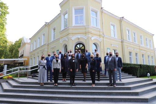 Druskininkuose lankėsi Vilniaus prekybos, pramonės ir amatų rūmų vadovai