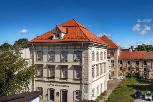 Sostinės senamiesčio laukia pokyčiai: Vilniaus Jonušo Radvilos rūmai atgims kaip išskirtinis meno muziejus