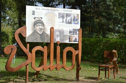Švč. Mergelės Marijos Vardo titulinių atlaidų metu prisimintas A.Kisielius