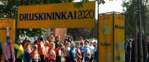 """Pergalės ir asmeniniai rekordai sportinio ėjimo varžybose """"Druskininkai 2020"""""""