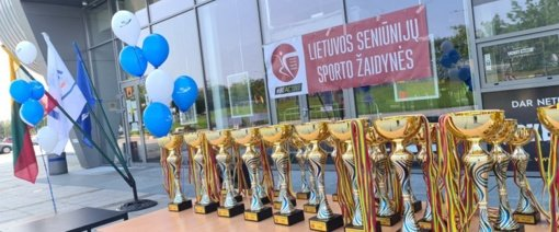 Į finalinį seniūnijų žaidynių etapą vyks gausi Jonavos rajono savivaldybės delegacija