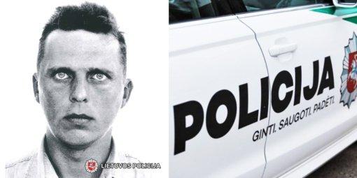 Policija prašo visuomenės pagalbos – ieškomas be žinios dingęs vyras