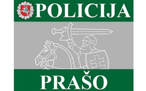 Marijampolės policija prašo liudininkų pagalbos