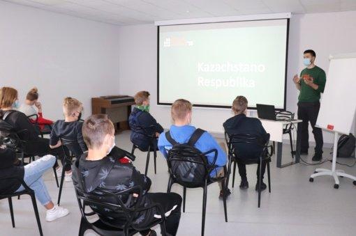 """Projektas """"Misija Sibiras 2019"""" pristatytas Lentvaryje"""