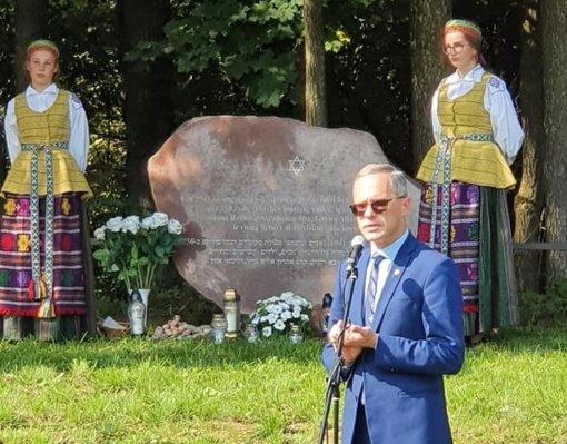 Baltrušių holokausto tragedijai – 79