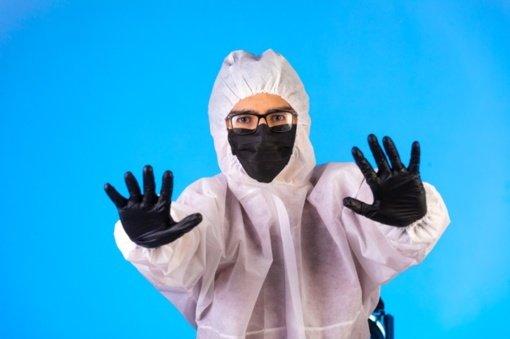 Pakruojo rajone nustatytas naujas koronaviruso atvejis