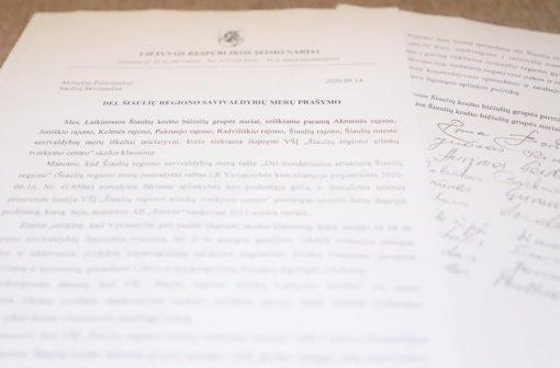 Dėl 4 mln. skolos Šiaulių regiono savivaldybės sulaukė Seimo narių palaikymo