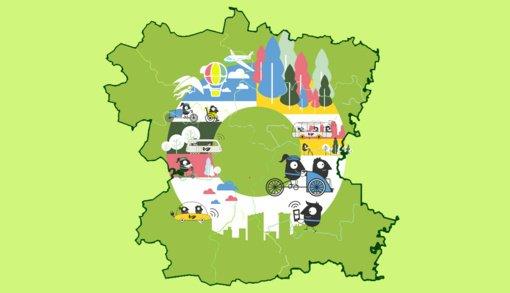 Kviečia į konferenciją apie darnaus judumo Molėtų savivaldybėje ateitį