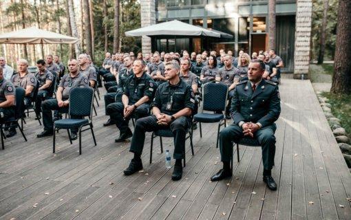 Geriausiais šių metų policijos pareigūnais tapo marijampoliečiai