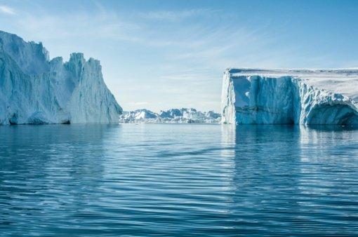 Klimato krizė: ledynai tirpsta blogiausio scenarijaus tempu