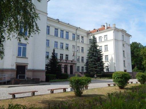 Jurbarke įvyko pasitarimas dėl ugdymo organizavimo  Antano Giedraičio-Giedriaus gimnazijoje