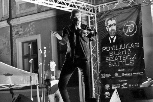 """""""Poviliukas Slam & Beabtox Battle"""": naujos kultūrinės formos mieste"""