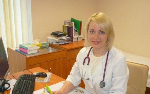 Sveika sugrįžusi, gydytoja Brigita!