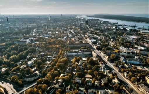 Klaipėdos bendrojo plano keitimas – finišo tiesiojoje