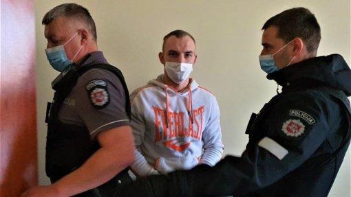 Iš Vilniaus pataisos namų pabėgęs recidyvistas: pirma mintis buvo nusipirkti cigarečių
