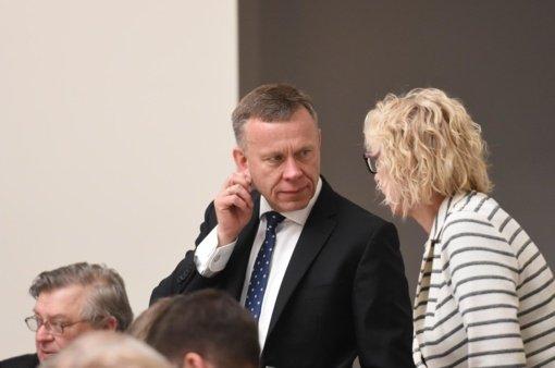 Radviliškio rajono meras: pagalbos iš SAM vis dar laukiame