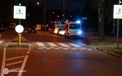 Praėjęs savaitgalis keliuose: žuvo vienas žmogus