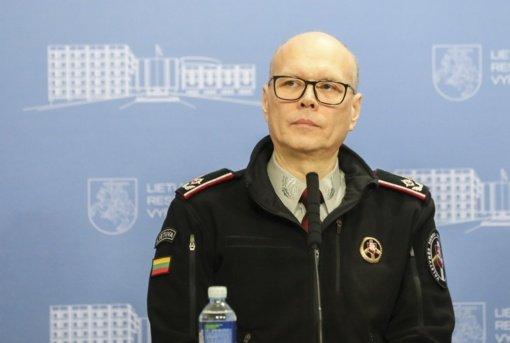 VSAT vadas: situacija pasienyje su Baltarusija lieka įprasta