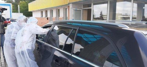 Pusė naujų koronaviruso atvejų registruota Šiaulių apskrityje
