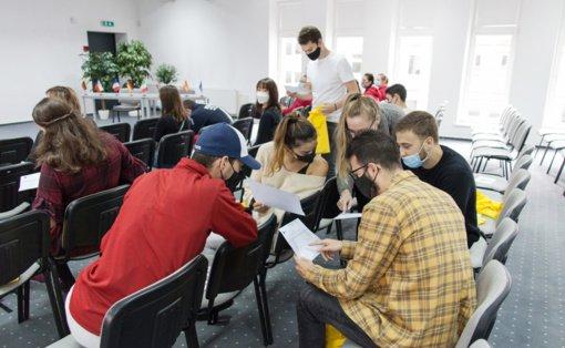 Nauji mokslo metai Šiaulių universitete prasidėjo pakiliai ir darbingai