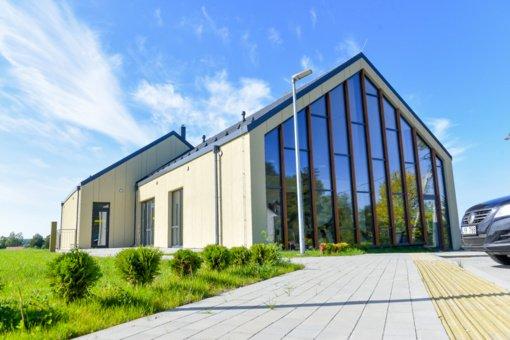 Stiprinant bendruomeninę veiklą Vilniaus rajone – dar vieno rekonstruoto kultūros centro atidarymas