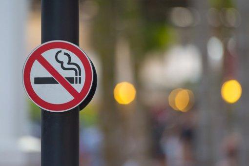Kaišiadoryse žadama plėsti nerūkymo zonas