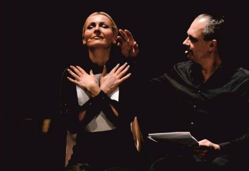 Šiaulių dramos teatre – vėžiu sergančių žmonių išgyvenimais paremtas spektalis
