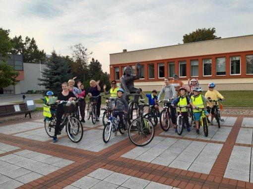 Europos judumo savaitei – žygiai dviračiais ir pėsčiomis!