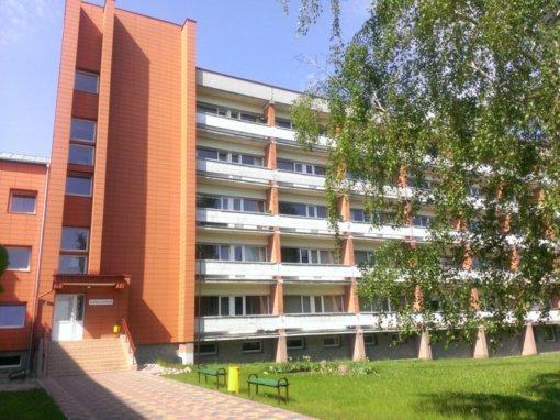 Permainos Lazdijų ligoninėje įgauna pagreitį